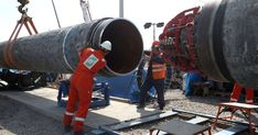 Analysis: Germany bets U.S. will make the best of 'bad deal' Nord Stream gas link Europe News, Asia News, Nord Stream 2, Pipeline Project, Gas Pipeline, Energy Supply, Renewable Sources, Angela Merkel