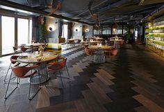 Discover Alancha by Cacti, a restaurant in Istanbul - Elle Decor Italia