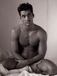 I just cannot thank Banana Republic enough for bringing David Gandy to my attention (via their MadMen Collection). This is not from the Mad Men shoot, just fyi.