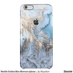 Marble Golden Blue A