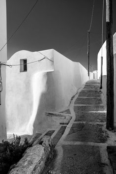 greek morning - a summer morning in the small island of Anafi near Santorini in the Cyclades