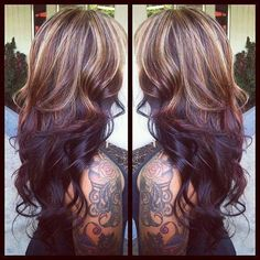 Reverse ombre and let it grow again (I know Lisa, I'm so bad, changing my mind…