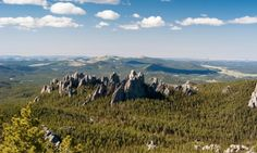 Black Hills Backpacking #Travel #SouthDakota with www.MidstatesCampers.com