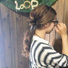 5分で毎日違う髪型♡働くアラサーの簡単1weekアレンジ ロング編 - LOCARI(ロカリ)