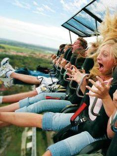Theme parks?