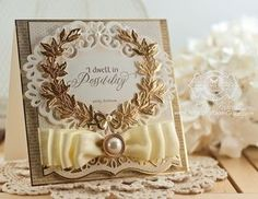 Good morning friends! I love a classic go-to card that doesn't take too much fiddling but really has impact. I tuck those ideas away in a folder and every time I need a quick wedding card, thank you c