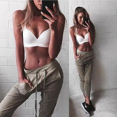 """Item Type: Pants Material: Polyester Pattern: Solid Color Style: Leisure Color: Photo Color Size: XS (US size) Bust: 31-33"""", Waist: 23-25"""", Hips: 33-35"""" S (US size) Bust: 33-35"""", Waist: 25-27"""", Hips:"""