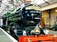 """STEAM Museum of the Great Western Railway: Locomotive #6000, """"King George V"""""""