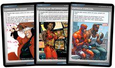 Fabian Balbinot - MagicJebb: Marvel Battle Scenes - confiram no site do criador...