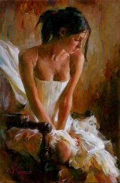Giselle  Giclee 18 x 18 inches Edition Size: 50 by Michael and Inessa Garmash:
