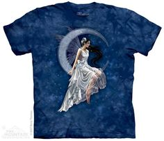 The Mountain - Frost Moon T-Shirt, $20.00 (http://shop.themountain.me/frost-moon-t-shirt/)