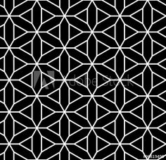 Vector modern seamless geometry pattern flower of life, black and white abstract geometric background, pillow print, monochrome retro texture, hipster fashion design