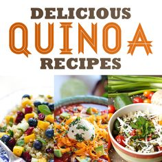 A Collection of Quinoa Recipes - The Cottage Market