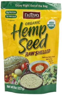 Nutiva Hempseeds Shelled Pouch 800 OZ >>> You can get more details by clicking on the image.Note:It is affiliate link to Amazon. #my