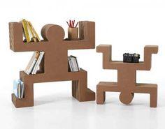Už jste vyzkoušeli nábytek z papíru? - bydleni - Životní Styl