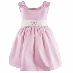 Garden Princess Pink Pique Dress with White Sash Baby Girl Birthday Dress, Girls Party Dress, Birthday Dresses, Girls Dresses, Baby Dresses, Pink And White Dress, Pink Dress, Stylish Little Girls, Girl Outfits