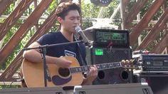 20150919 Eddy Kim (에디킴) ♪ 2 Years Apart @멜로디포레스트캠프 in 자라섬