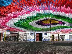 "Redondo - ""Ruas Floridas"" 2007, Alentejo, Portugal"