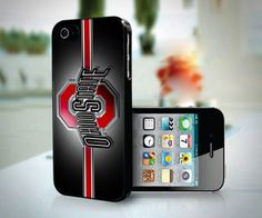Ohio State Basketball Team Logo design for iPhone 4 or 4s case