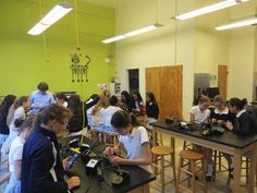 Blogger Adam Provost visits the Fab Lab at NYC's Marymount School for a view from the front lines of the Maker movement.