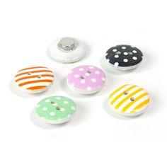 Magnet Shirley - set of 6 assorted - Trendform   Abodee