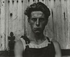 "grupaok: ""Paul Strand, Young Boy, Gondeville, France, 1951 """