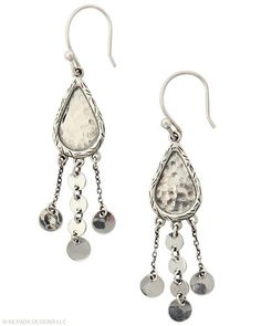 Have a little  #fun  with these  #Earrings .  #Sterling   #Silver .  #Silpada   #Jewelry
