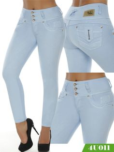 Colombian buttlifting jeans available at www.asamoda.com. Wholesale and retail, special prices for Wholesale buyers