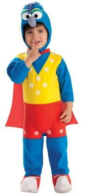 Baby Muppets Costumes Gonzo Muppet Costume