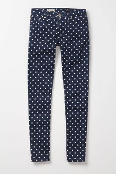 AG Polka Dot Ankle Stevie - I NEED t hese!