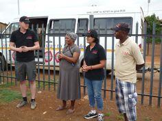 KITA Nkululeko Südafrika Orange Farm