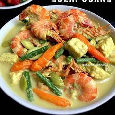 Food N, Food And Drink, Seafood Recipes, Cooking Recipes, Pancake Recipes, Asian Recipes, Ethnic Recipes, Indonesian Food, Indonesian Recipes