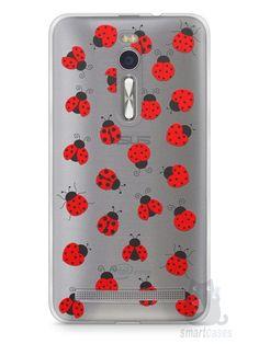 Capa Zenfone 2 Joaninhas #1 - SmartCases - Acessórios para celulares e tablets :)