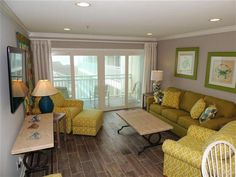 Waterforde 403 - Completed A Major Remodel in 2015 Private Furnished BalconyWi-FiAll Flat-Screen TVsDVD PlayerCentral Heat and Air Oceanfront Microwave Telephone WasherDryer Dishwasher Private BalconyCommunity Swimming PoolMaximum Occupancy 6