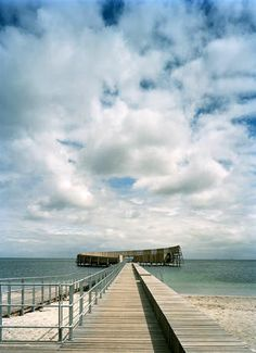 Kastrup Sea Bath by White #architecture