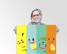 Hey, I found this really awesome Etsy listing at https://www.etsy.com/listing/204916250/pokemon-pikachu-bulbasaur-charmander