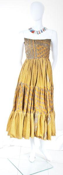 Tube Dress from Silkina Fashions by DaWanda.com