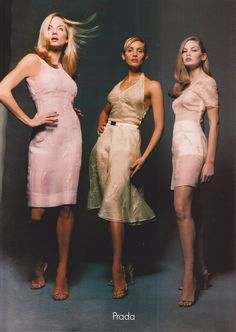 "https://flic.kr/p/HXtzyK | Vogue Italia ""Collezioni Primavera - Estate 1995"" Gennaio 1995 | Rachel Williams et al, shot by Michel Comte"