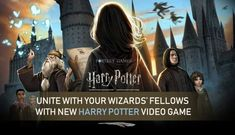 Unite With Your Wizards' Fellows With New Harry Potter Video Game Harry Potter Video Games, Harry Potter Gif, Ron And Hermione, News Channels, Wizards, Pokemon Go, Get Over It, Witches, Random Stuff