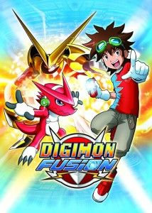 Nicktoons Sets 'Digimon Fusion' Anime Premiere