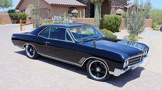 1966 Buick Skylark   Mecum Auctions Monterey sold 14k