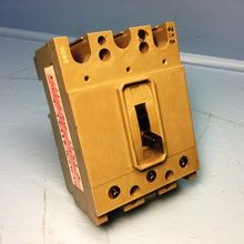 I-T-E HE3-A025 25A Circuit Breaker w Shunt HE3A025 600V Siemens Gould ITE 25 Amp (EM1588-5)