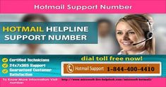 Hotmail customer support phone number is an award-winning team of certified educated engineers, who work professionally for Hotmail users. Hotmail customer support number created this web interface, where users can be exposed directly to Hotmail experts. Tech Support, Customer Support, Hotmail Sign In, Email Service Provider, Best Resolution, Fix You, Microsoft Hotmail, How To Be Outgoing, Numbers