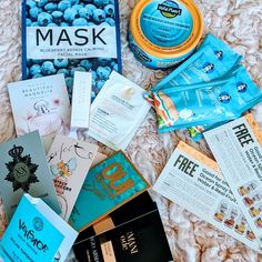 Tons of awesome freebies came in the mail yesterday! 🥳🙌 I love checking the mail everyday to see what goodies await😁 What have you gotten for #FREE recently?? Comment below ⬇️ . I received: 🍀 Two coupons for an 8-Pack of Ocean Spray Sparkling Water (from PINCHme) 🍀 1 Blueberry Face Mask (from PINCHme) 🍀 Estee Lauder perfume sample (sponsored ad freebie) 🍀 Tons of perfume samples from Macy's (Popsugar Dabble) 🍀 La Roche Posay Serum Sample 🍀 Can of Wild Planet Tuna and Sir Kensington's ma Paid Product Testing, Become A Product Tester, Mom Website, Estee Lauder Perfume, Perfume Samples, Popsugar, Tuna, Serum, Coupons