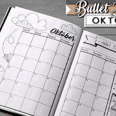Új videó! Ma a Bullet Journalom októberi tervezôjét mutatom be nektek.Nêzzêtek meg, ha kíváncsiak vagytok rá.Youtube link a profilomban.#bulletjournaloctober #bulletjournal #ünnepidekor #október #bulletjournal2017