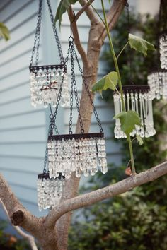 * Blingy but still Elegant - easy to make and inexpensive