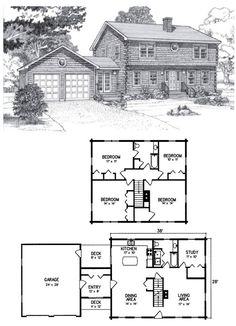 Master suite over garage plans and costs simply for Separate garage cost