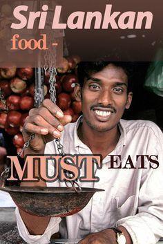 Sri Lankan food - MUST eats misstourist