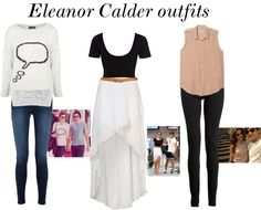 """Eleanor Calder Outfits!"" by lkfashion18 ❤ liked on Polyvore"