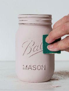 DIY Mason Jar Crafts & Home Decor